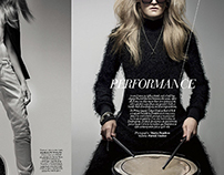 Performance // Dress to Kill Magazine