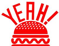 Yeah! Burger Branding