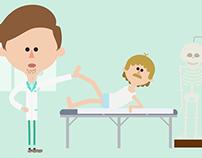 Hogeschool Rotterdam - Job game animation