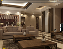 modern ground floor with andalusian lines