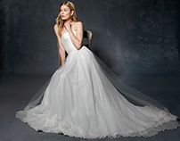 Ivy and Aster Bridal Campaign