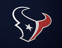 NFL Houston Texans Identity