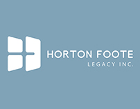 Horton Foote Legacy Branding