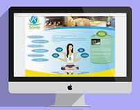 """Design Web """"R-Santé"""""""