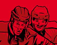 Sports Illustrations for Triobet