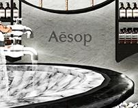 Aesop - Retail Concept