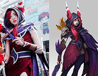 Cosplay Commissions