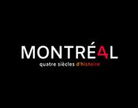 400e de Montréal | Identité promotionnelle