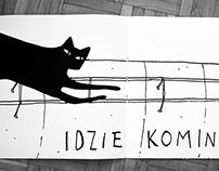 Wyliczanka- illustrated Polish poem for children