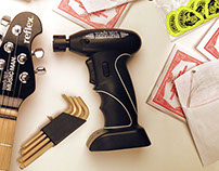 Ernie Ball Power Peg Pro
