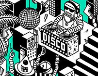 Robotaki / Heavy Disco Records
