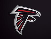 NFL Atlanta Falcons Identity
