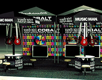 Ernie Ball / Rocksmith Booth