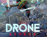 Drones: illustration + catalog design