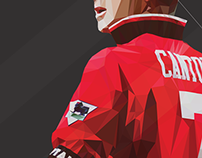 LowPoly Project: King Cantona