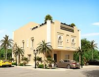 Private Villa @ Riyadh,KSA 2013