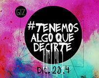 #TenemosAlgoQueDecirte