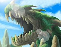 [Day + Night ver.] - Dragon Nest Cave - Ni no Kuni