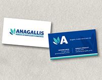 Branding - Farmácia Anagallis