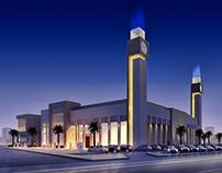 Mosque @Al-Karj,KSA Dec-2014
