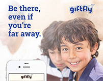 Print Ad :: GiftFly for Act Two Magazine