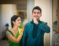 Apurva & Rajiv Betrothal