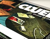 CLUEDO - Hasbro's mystery game