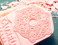 Custom Logo Stamp for Turkuaz Bazaar