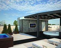 Penthouse Ambient Design
