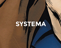 Systema - Poster and Flyer