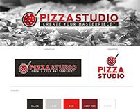 Pizza Studio Branding