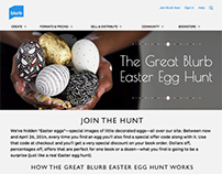 Blurb Easter Campaign