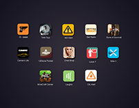 UI APP Icon Designs