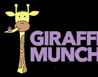 Giraffe Munchies Logo