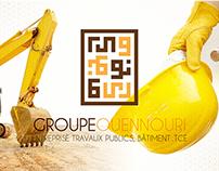 Logo Groupe Ouennouri