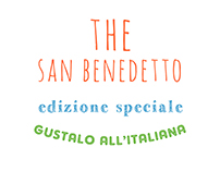 The San Benedetto: Gustalo all'italiana!