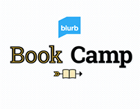 Blurb Book Camp Campaign