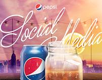 Pepsi Mx-Social Media