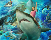Siam Ocean World : Print/AD