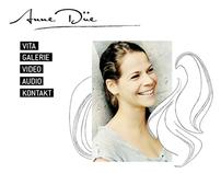 Anne Düe (Actor)