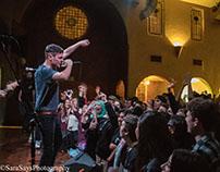 Boston Manor San Diego The Irenic 4/29/17