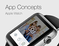 Apple Watch App Concepts