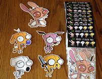 GIR Series - Sticker Packs