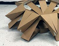 Cardboard Folding Project