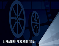 Feature Presentation Infographic Tryptic