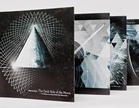 Dark Side of the Moon Accordion Book