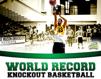 World Record Knockout Basketball Attempt