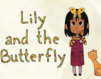 Lily and the Butterfly