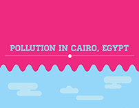 "Pollution in Cairo ""Info-graphic"""