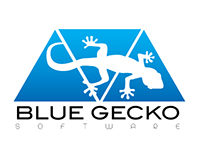 Blue Gecko Software Logo